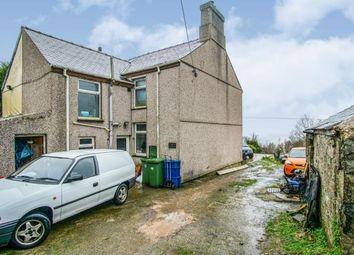 Thumbnail 2 bed semi-detached house for sale in Pendyffryn, Rhiwlas Road, Talysarn, Caernarfon