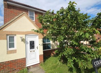 Thumbnail 3 bedroom end terrace house for sale in Columbine Gardens, Oxford