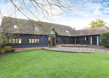 Thumbnail 4 bed detached house for sale in Stowting, Ashford