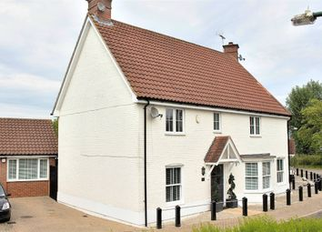 Thumbnail 4 bed semi-detached house for sale in Great Notley, Braintree, Essex