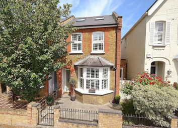 Thumbnail 4 bed semi-detached house for sale in Wolsey Road, Esher