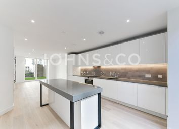 Thumbnail 4 bedroom town house to rent in Schooner Road, Royal Wharf, London