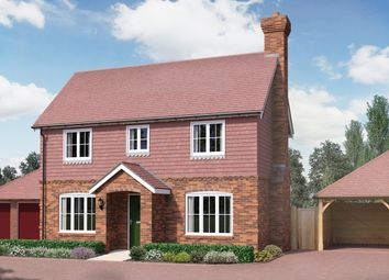Thumbnail 3 bed detached house for sale in Crockford Lane, Basingstoke