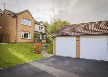Thumbnail 4 bed detached house for sale in Parkes Way, Blackburn