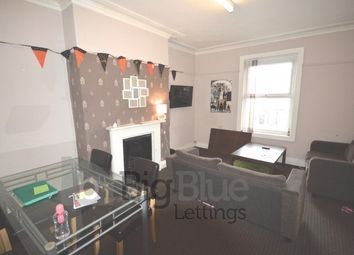 Thumbnail 5 bed flat to rent in Kelso Road, Hyde Park, Five Bed, Leeds