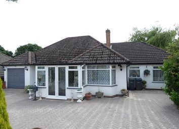 Thumbnail 2 bed detached bungalow for sale in Bickley Avenue, Four Oaks, Sutton Coldfield