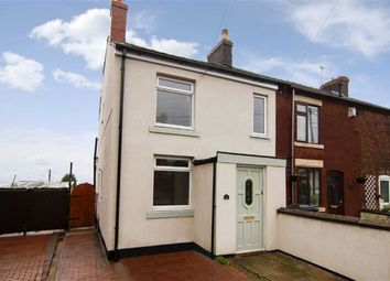 Thumbnail 3 bed end terrace house for sale in Chapel Street, Mow Cop, Stoke-On-Trent