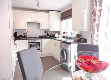 Thumbnail 3 bed semi-detached house for sale in Grayson Way, Llantarnam, Cwmbran
