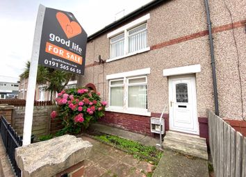 Thumbnail 3 bed terraced house for sale in Wear Street, Seaham, County Durham