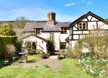 Thumbnail 3 bed cottage for sale in Rectory Lane, New Radnor, Presteigne