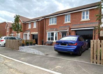 Thumbnail 4 bed detached house for sale in Bootmaker Crescent, Raunds, Wellingborough