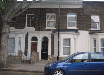 Thumbnail 4 bed terraced house to rent in Knapp Road, London