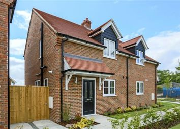 Thumbnail 2 bed semi-detached house for sale in Weston Road, Lewknor, Watlington