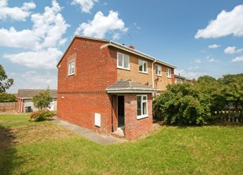 Thumbnail 3 bed semi-detached house for sale in Rhodfa Lwyd, Llysfaen, Colwyn Bay