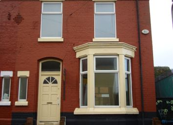 Thumbnail 3 bed end terrace house to rent in St Andrew Road, Liverpool