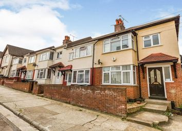 Thumbnail 3 bed terraced house to rent in Pier Road, Northfleet, Gravesend