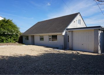 Thumbnail 3 bed detached bungalow for sale in Eastbourne Road, St. Austell