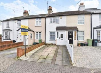 Thumbnail 2 bed terraced house for sale in Wellbrook Road, Farnborough