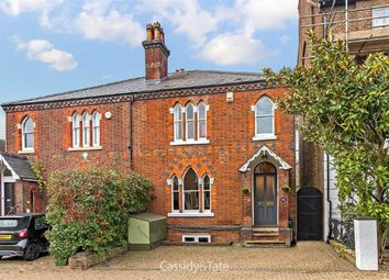 Thumbnail 4 bed semi-detached house for sale in Alma Road, St. Albans, Hertfordshire