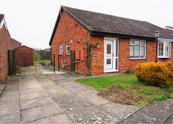 Thumbnail 2 bed semi-detached bungalow for sale in Severn Road, Chatham
