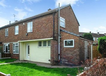 Thumbnail 3 bedroom semi-detached house for sale in Balham Walk, Mackworth, Derby
