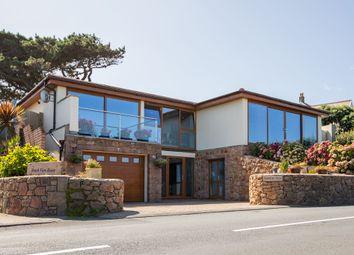 Thumbnail 4 bed detached house for sale in La Neuve Rue, Castel, Guernsey