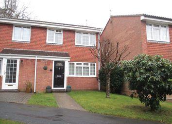 Thumbnail 3 bedroom semi-detached house for sale in Balmoral Close, Lordswood, Southampton