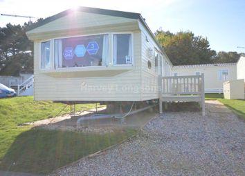 Thumbnail 3 bedroom mobile/park home for sale in Week Lane, Dawlish Warren, Dawlish