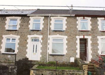 Thumbnail 3 bed terraced house for sale in Cilfynydd, Pontypridd