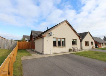 Thumbnail 3 bed detached bungalow for sale in 21 Essich Gardens, Holm, Inverness