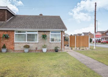 Thumbnail 2 bed semi-detached bungalow for sale in Fenn Rise, Summer Hayes, Willenhall