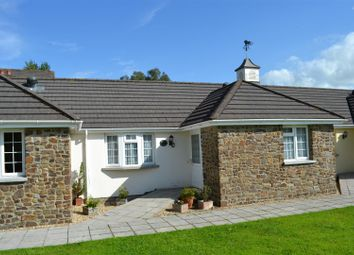 Thumbnail 2 bed terraced bungalow for sale in Swimbridge Court, Swimbridge, Barnstaple