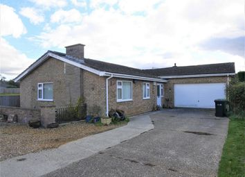 Thumbnail 4 bed detached bungalow for sale in Park Lane, Downham Market