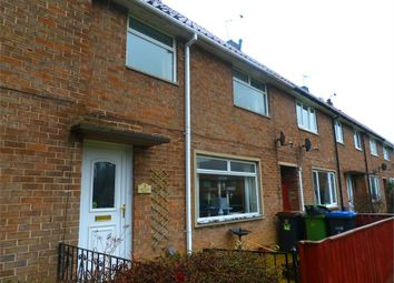 Thumbnail 2 bed terraced house for sale in Butler Road, Newton Aycliffe
