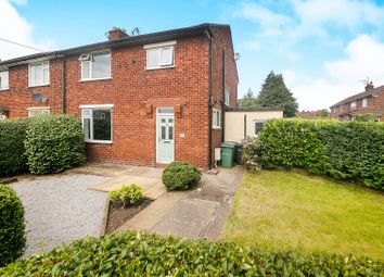 Thumbnail 3 bedroom semi-detached house for sale in Wade Crescent, Barnton, Northwich