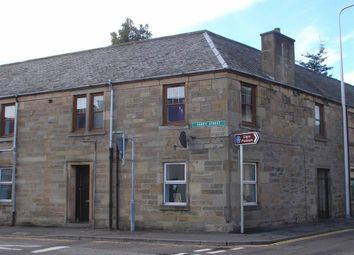 Thumbnail 1 bedroom flat for sale in Abbey Street, Elgin