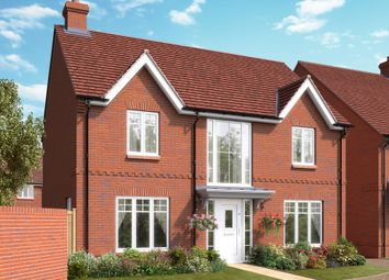 "Thumbnail 4 bedroom detached house for sale in ""The Fulford"" at Boorley Green, Winchester Road, Botley, Southampton, Botley"