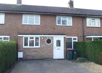 Thumbnail 3 bed terraced house to rent in Mole Close, Crawley