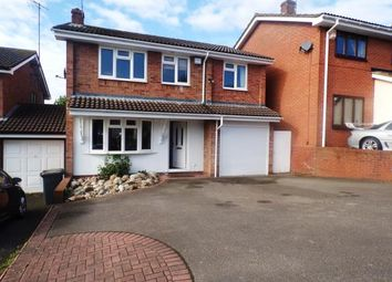 Thumbnail 4 bed detached house for sale in Fielding Way, Galley Common, Nuneaton