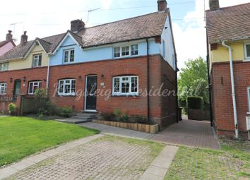 Thumbnail 3 bed semi-detached house for sale in Wignall Street, Lawford, Manningtree, Essex