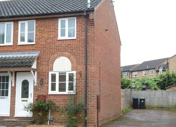Thumbnail 2 bedroom semi-detached house to rent in Althorpe Court, Ely