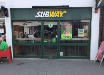 Thumbnail Restaurant/cafe for sale in Subway, Felixstowe