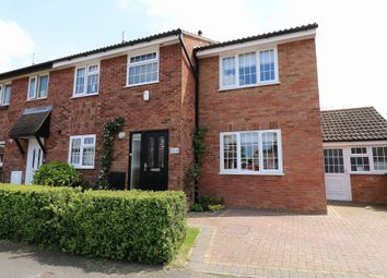 Thumbnail 4 bed end terrace house for sale in Limes Road, Hardwick, Cambridge
