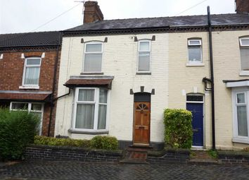 Thumbnail 2 bed terraced house to rent in Adelaide Street, Crewe