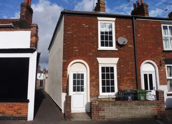 Thumbnail 2 bed end terrace house for sale in Queens Road, Great Yarmouth