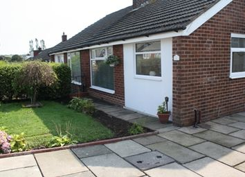 Thumbnail 2 bedroom bungalow to rent in Bromley Cross Road, Bolton