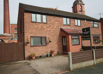 Thumbnail 3 bed semi-detached house for sale in Sandersons Croft, Leigh, Lancashire