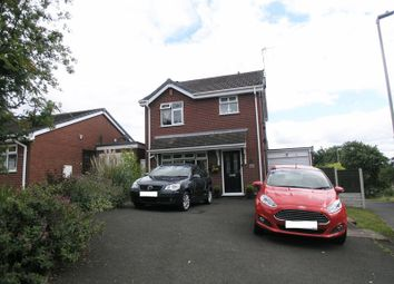 Thumbnail 3 bed detached house for sale in Weavers Rise, Netherton, Dudley