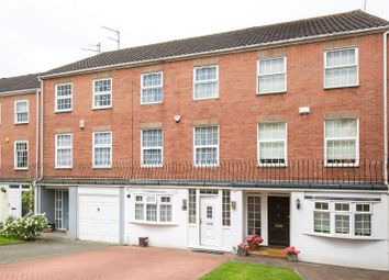 Thumbnail 4 bed terraced house for sale in Holden Road, Woodside Park, London