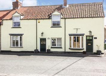 Thumbnail 3 bed cottage for sale in Kirkby Mills, Kirkbymoorside, York
